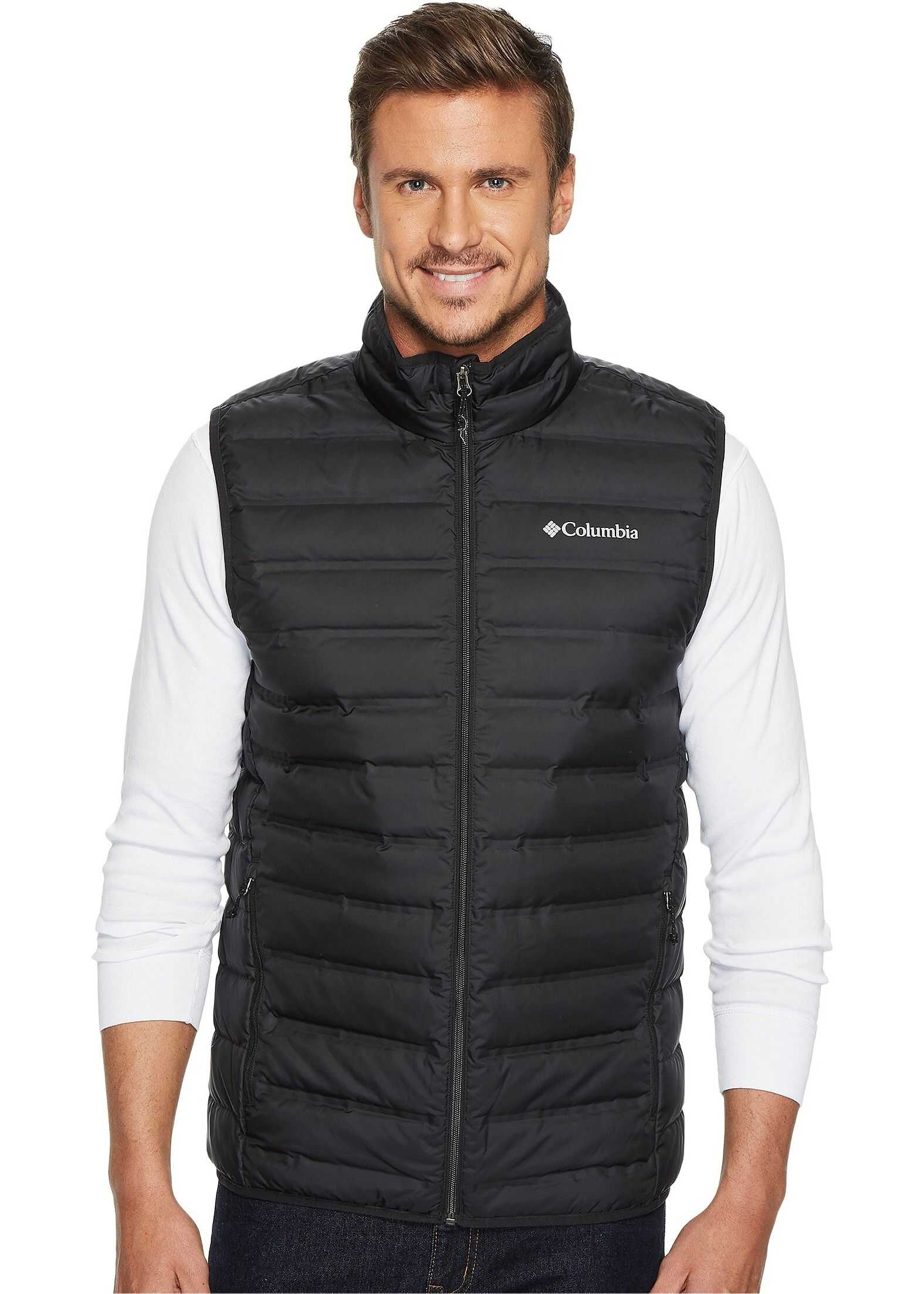 Columbia Lake 22 Down Vest Black