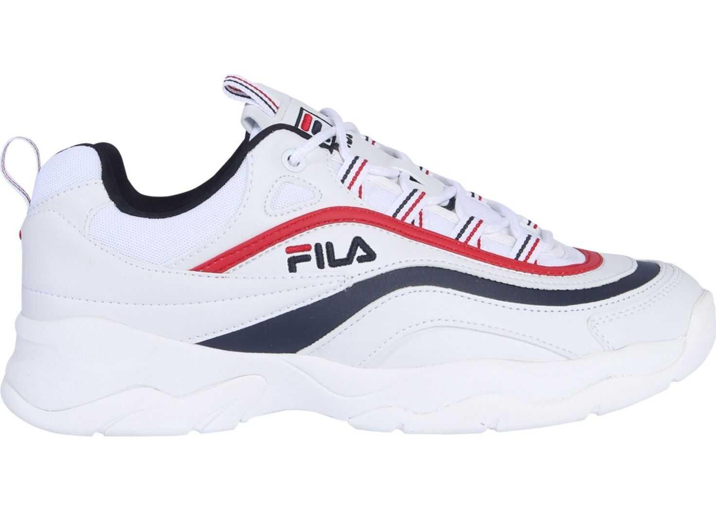 Fila Ray Low Sneakers WHITE