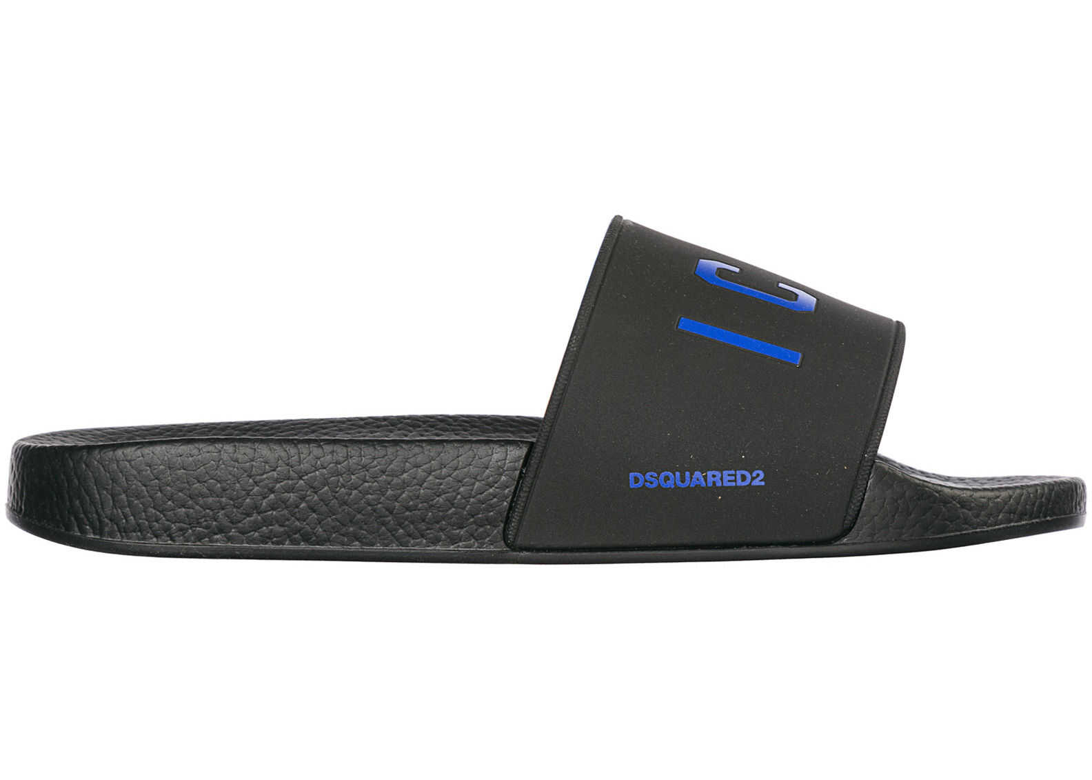 DSQUARED2 Rubber Icon Black