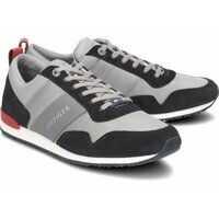 Sneakers Iconic Material Mix Runner Barbati