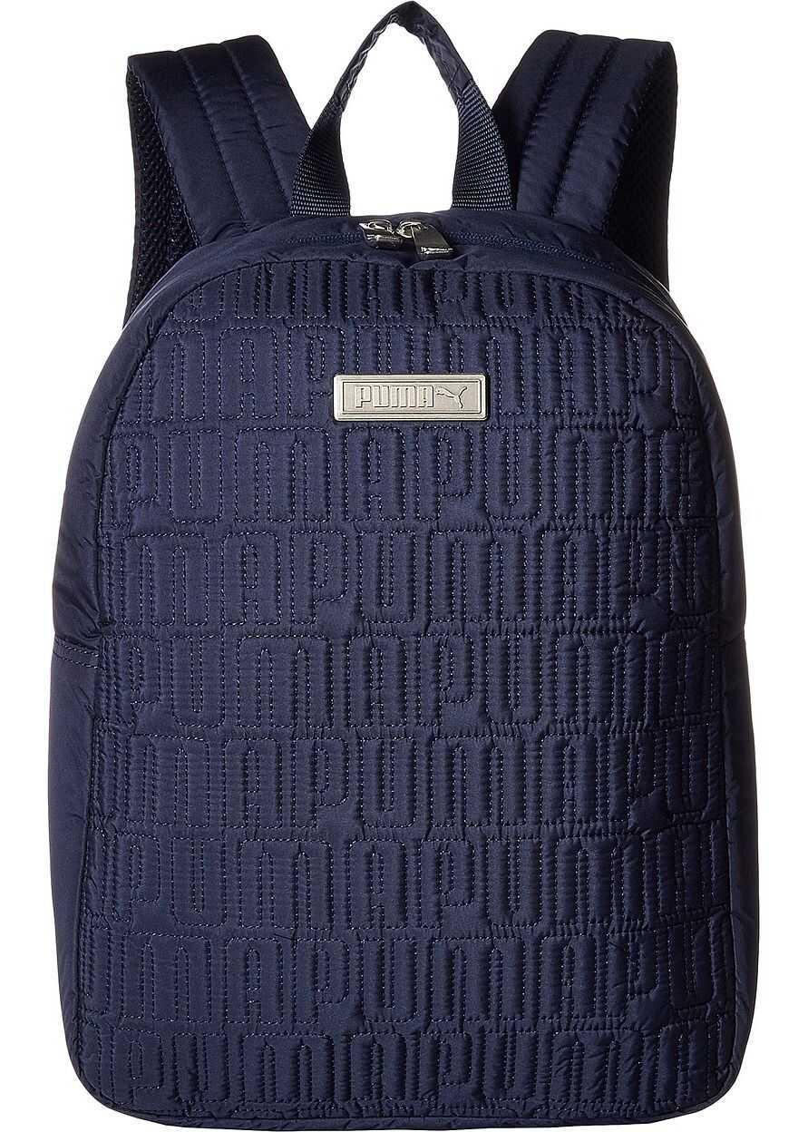 PUMA Alpha Mini Backpack Navy