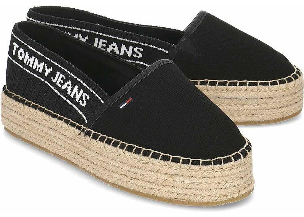 Tommy Hilfiger Jeans Knit Czarny