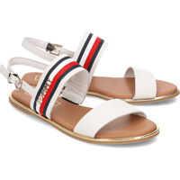 Sandale Flat Corporate Ribbon Femei