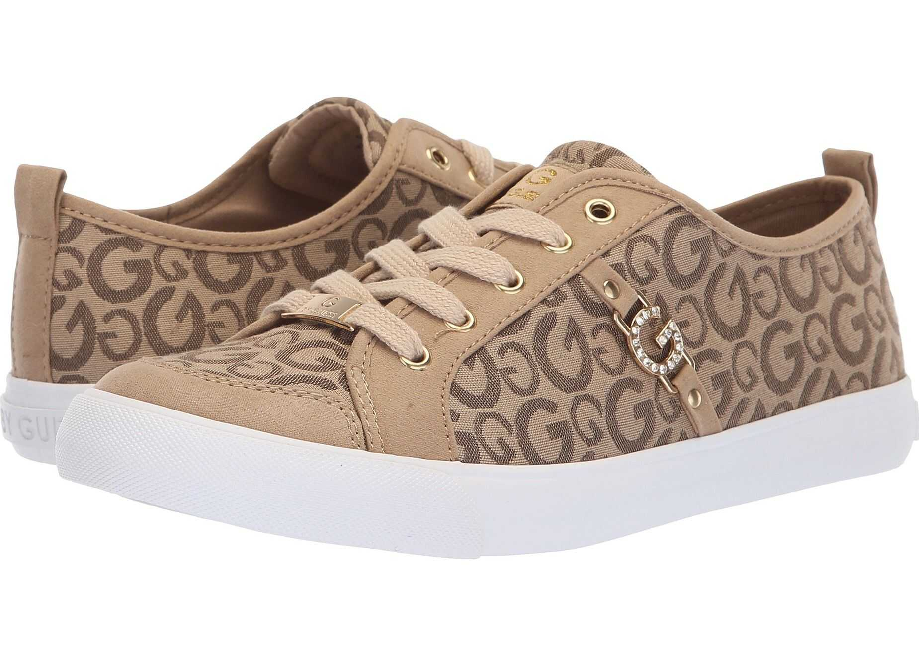 G by GUESS Banx4 Taupe/Walnut
