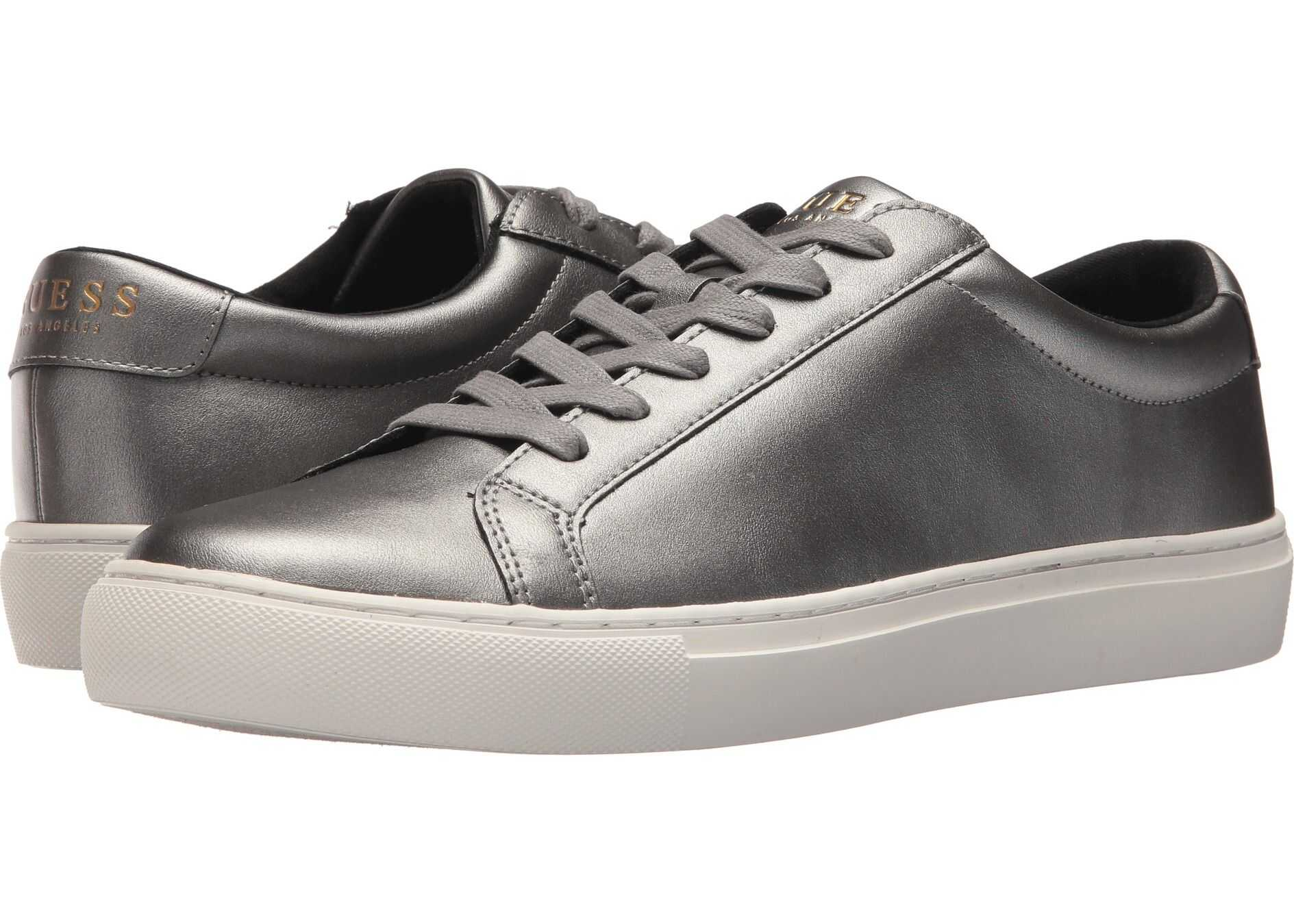 GUESS Barette Pewter Synthetic