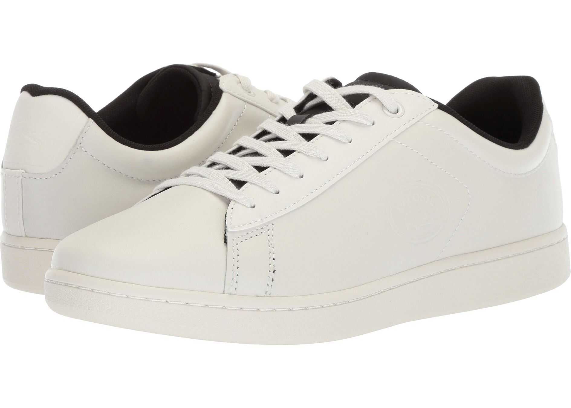 Lacoste Carnaby Evo 418 2 Off-White/Black