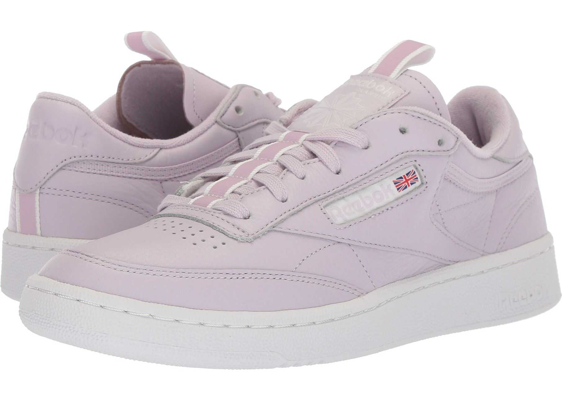 Reebok Club C 85 RT Quartz/White/Purple Fog