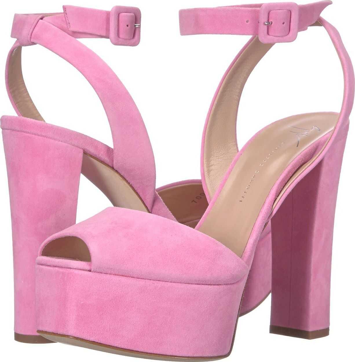 Giuseppe Zanotti Betty Platform Sandal Kanda Baby