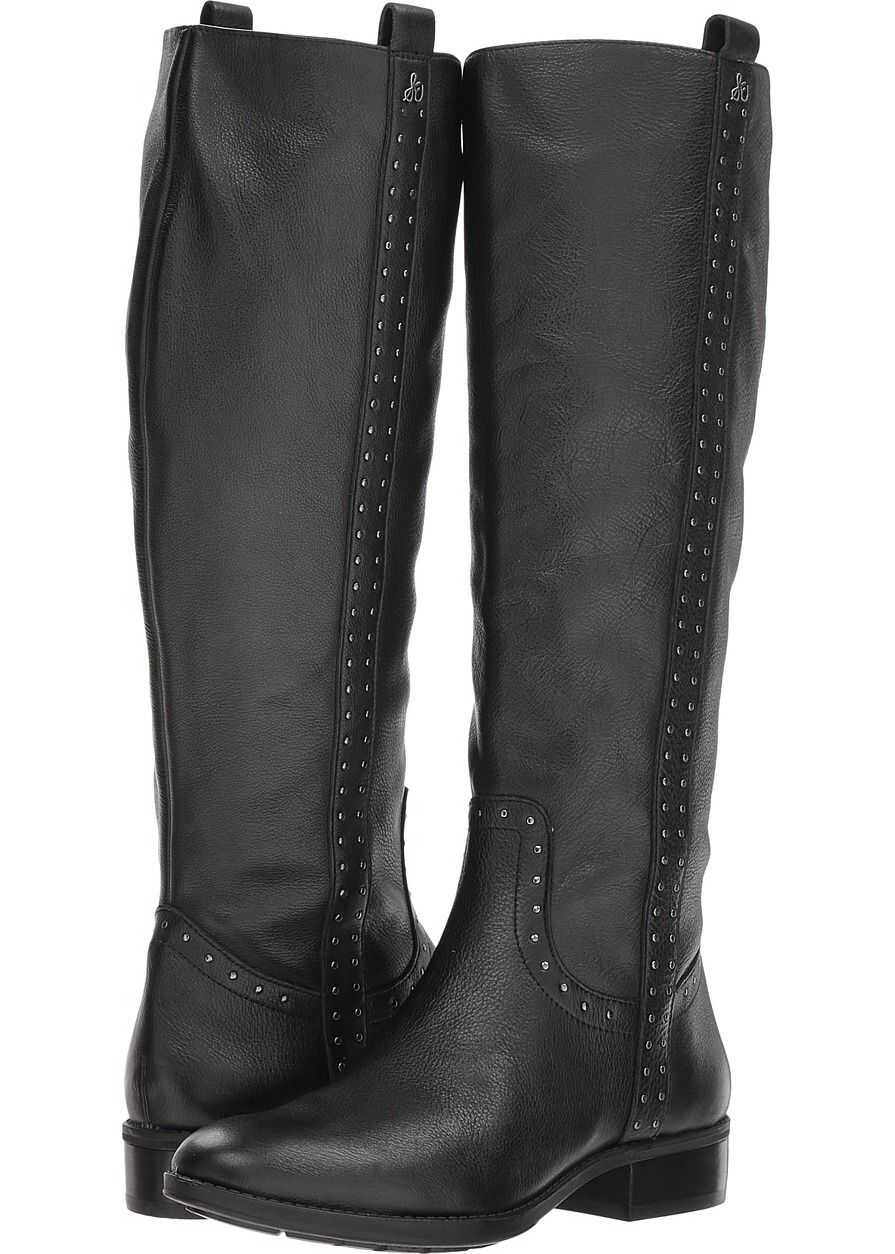 Cizme Dama Sam Edelman Prina Leather Tall Boot