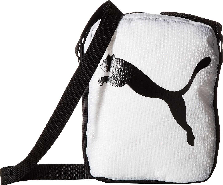 PUMA Uniform Crossbody Shoulder Bag White