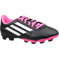 Ghete fotbal Adidas Conquisto FG J