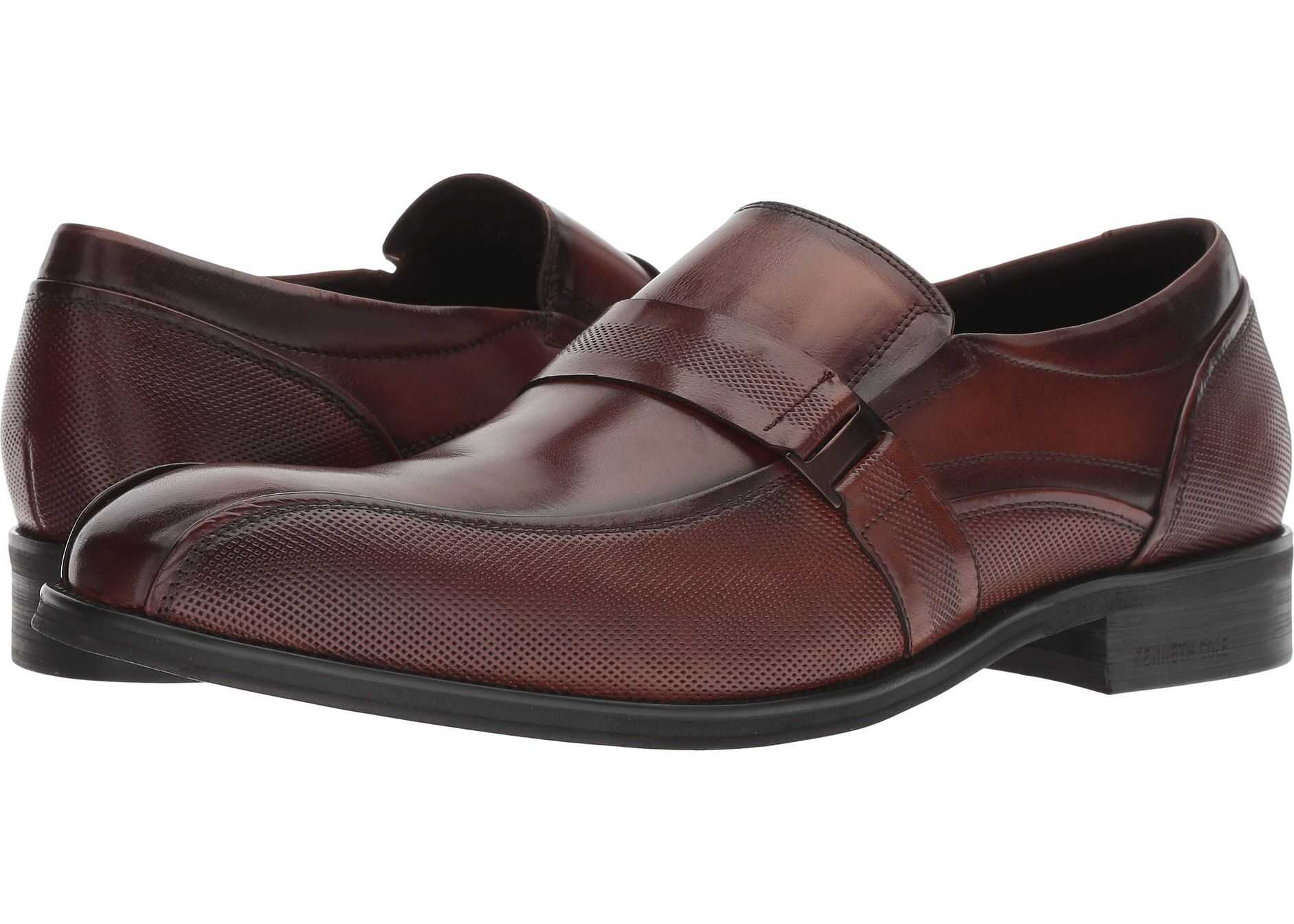 Kenneth Cole New York Tyrie Slip-On Cognac