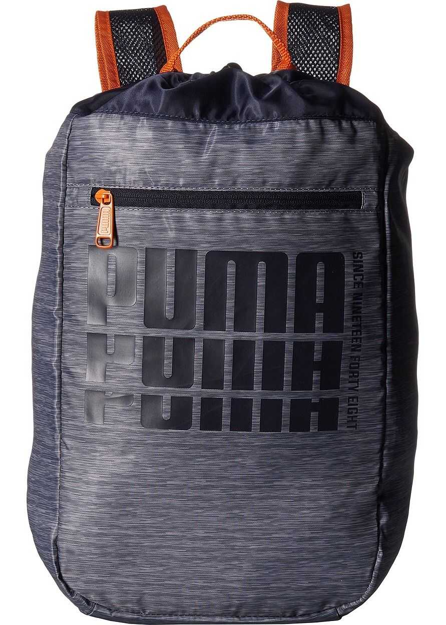 PUMA Evercat The All Star Carrysack Grey/Orange