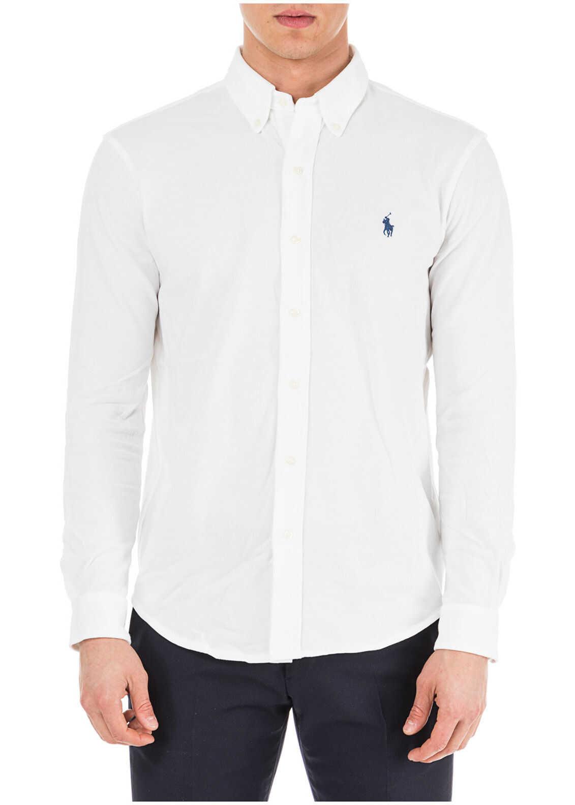 Ralph Lauren Dress Shirt White imagine