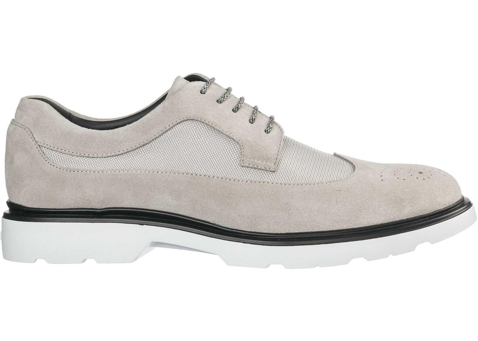 Hogan Shoes Derby Grey