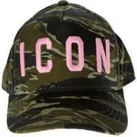 Sepci Icon Baseball Cap In Camouflage Green Femei