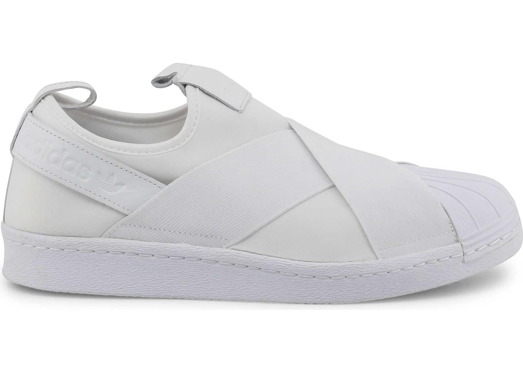 adidas Superstar-Slipon WHITE