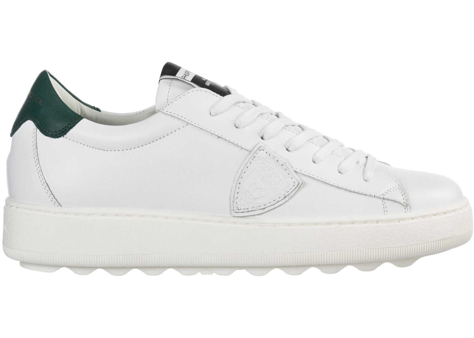 Philippe Model Sneakers Madeleine White