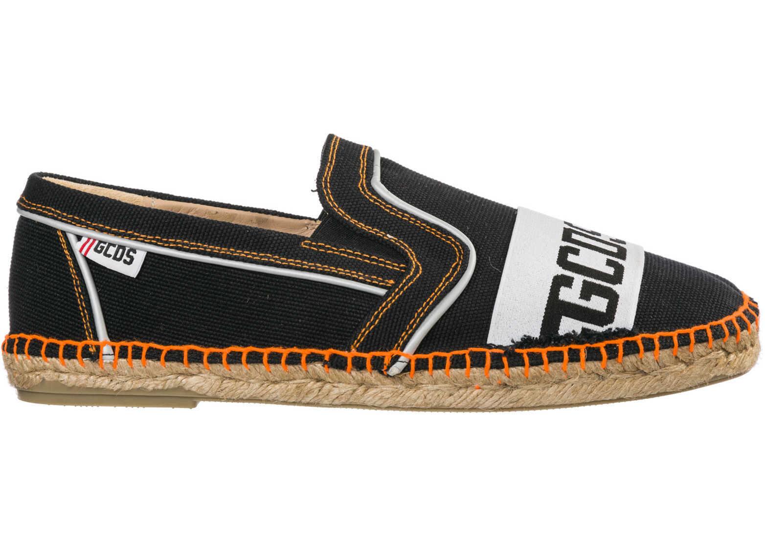 GCDS Shoes Guyana Black
