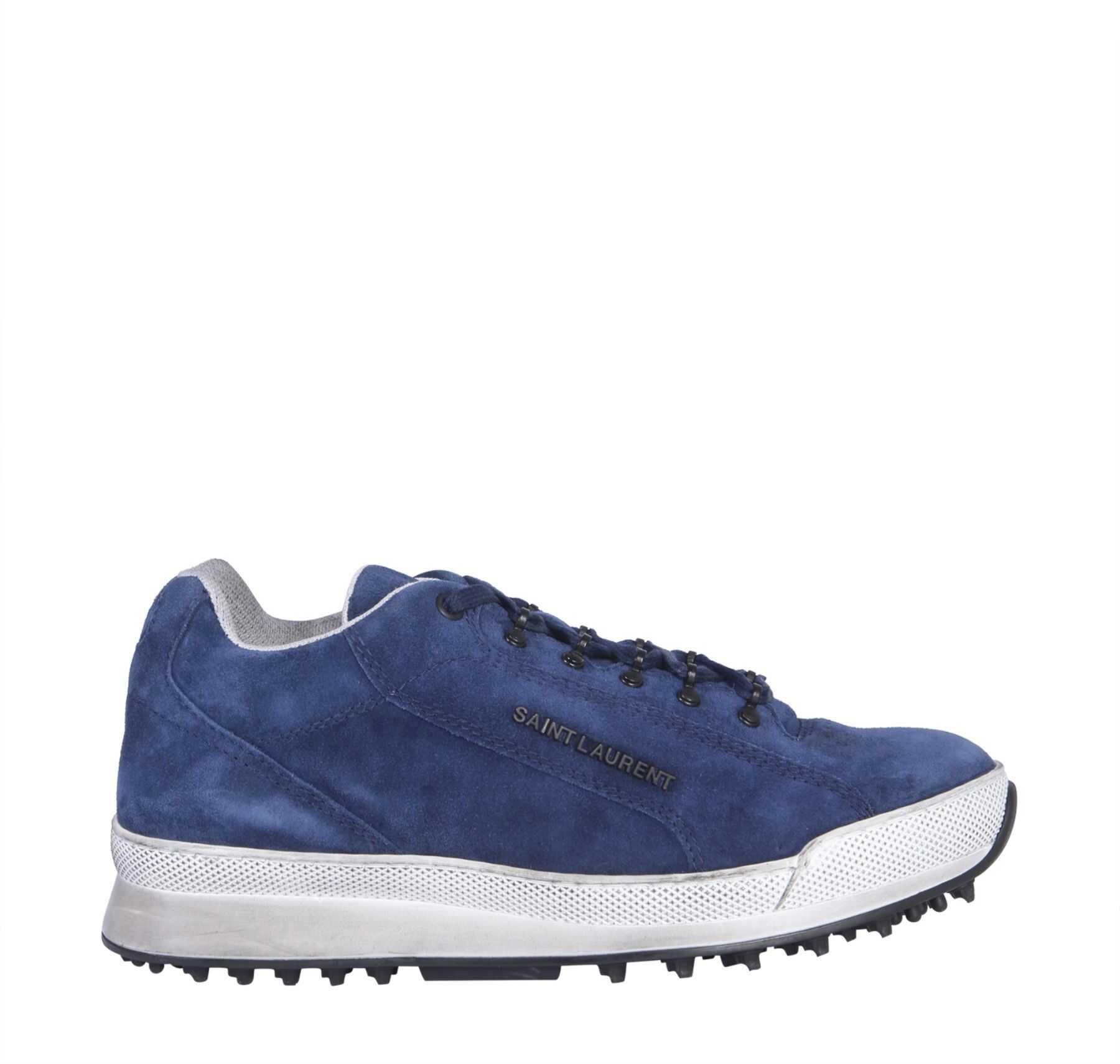 Saint Laurent Jump Sneakers BLUE
