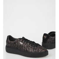 Tenisi & Adidasi Fabric BASKET PLATFORM Sneakers* Barbati