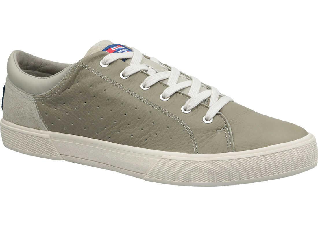 Helly Hansen Copenhagen Leather Shoe Grey