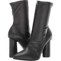 Cizme scurte Stretch Eco-Leather Boot Femei