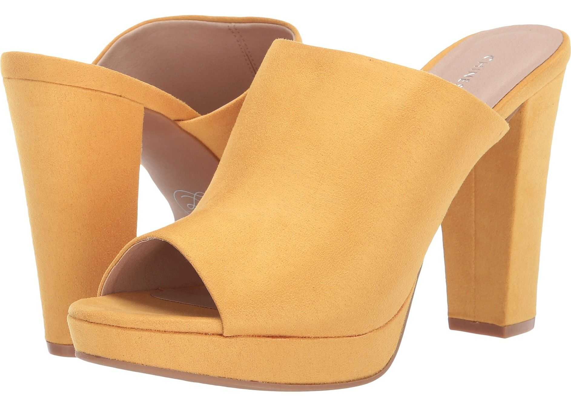 Chinese Laundry Albright Sunflower Fine Suede