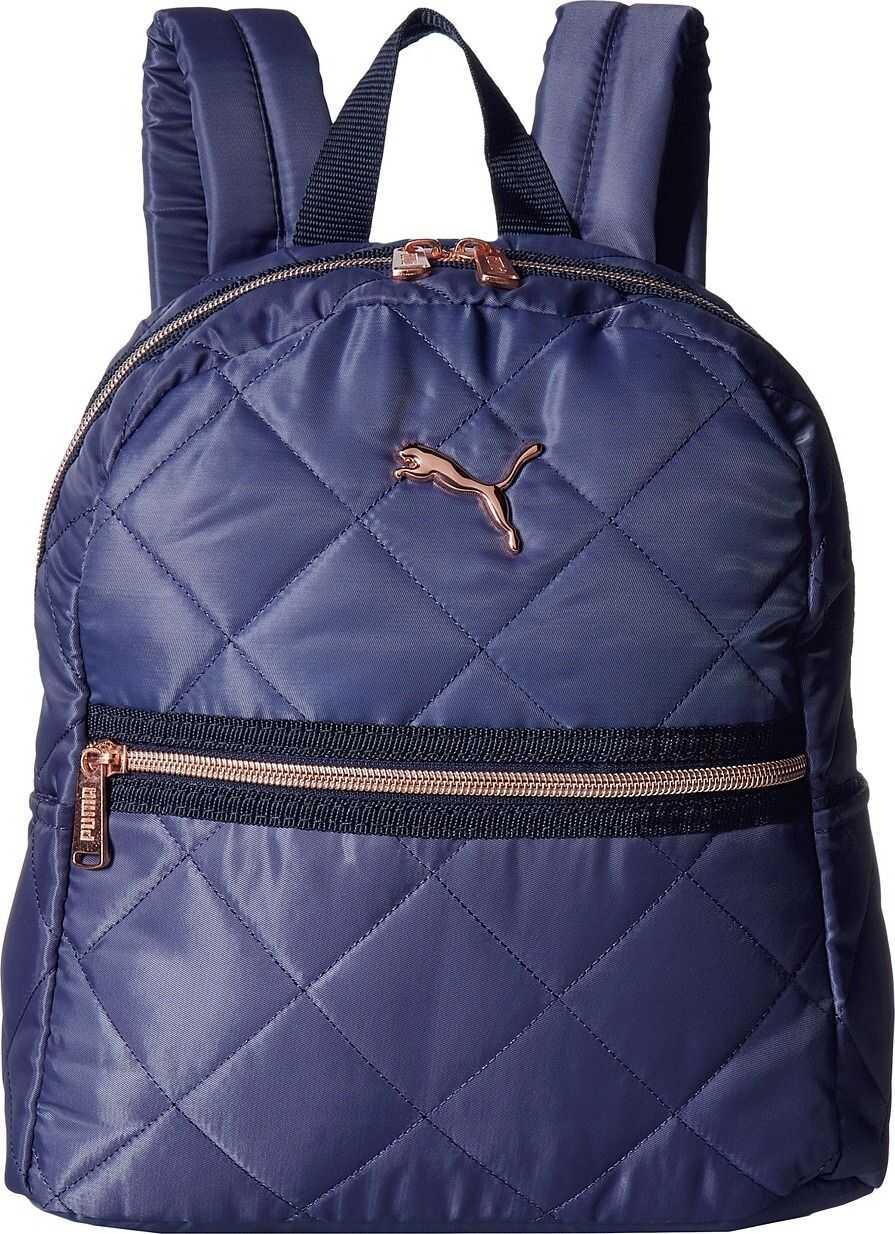 PUMA Orbital Mini Backpack Blue Combo