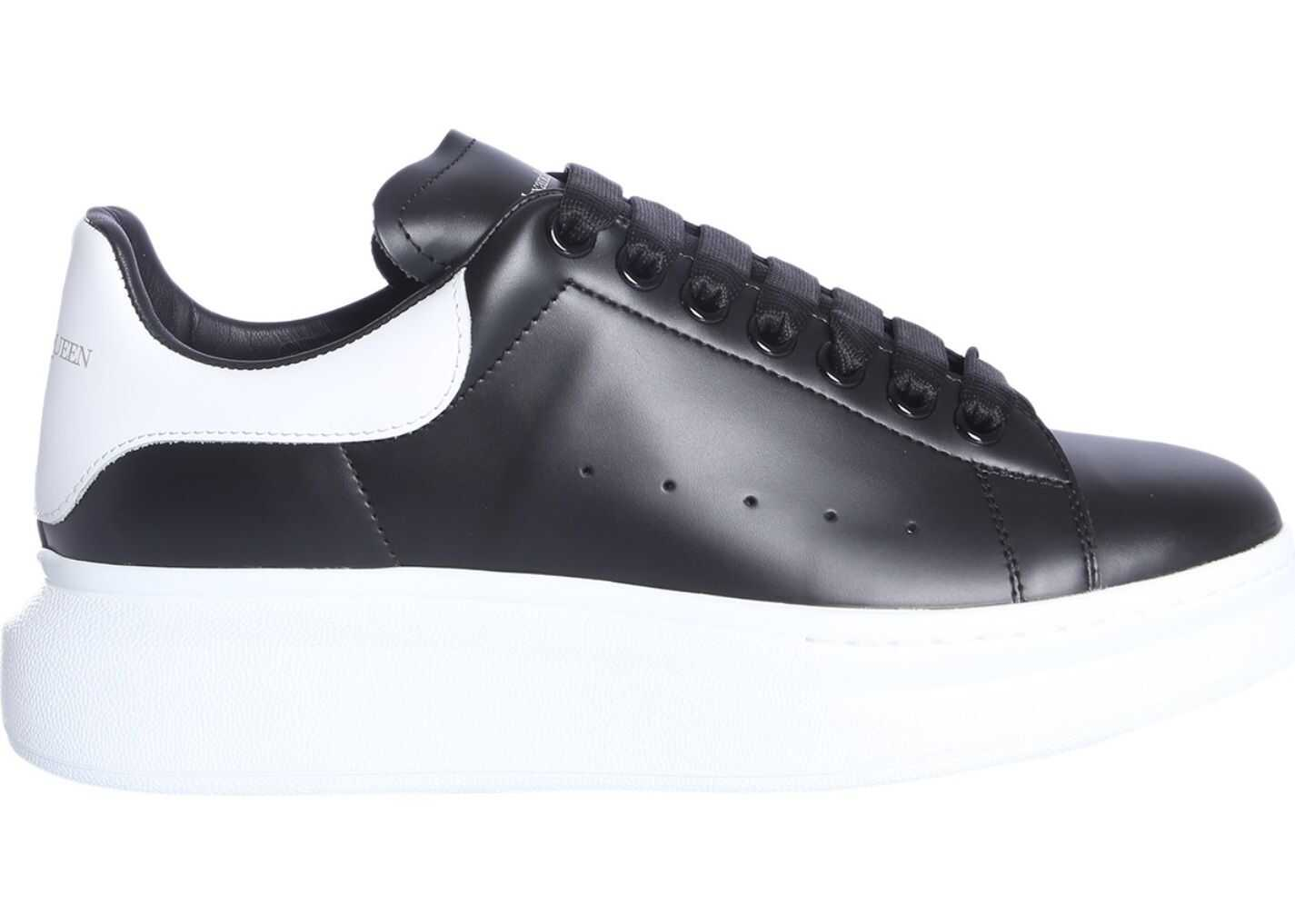 Alexander McQueen Oversize Sneakers BLACK