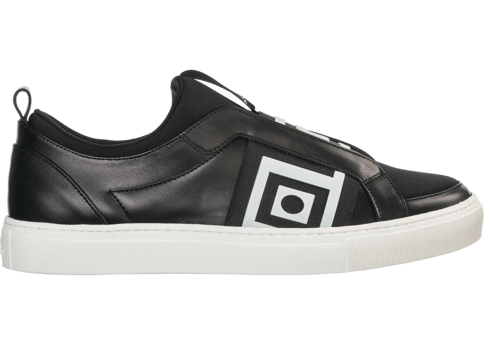 Versace Collection Trainers Sneakers Black