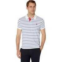 Tricouri Polo Slim Fit Fine Stripe Polo Barbati