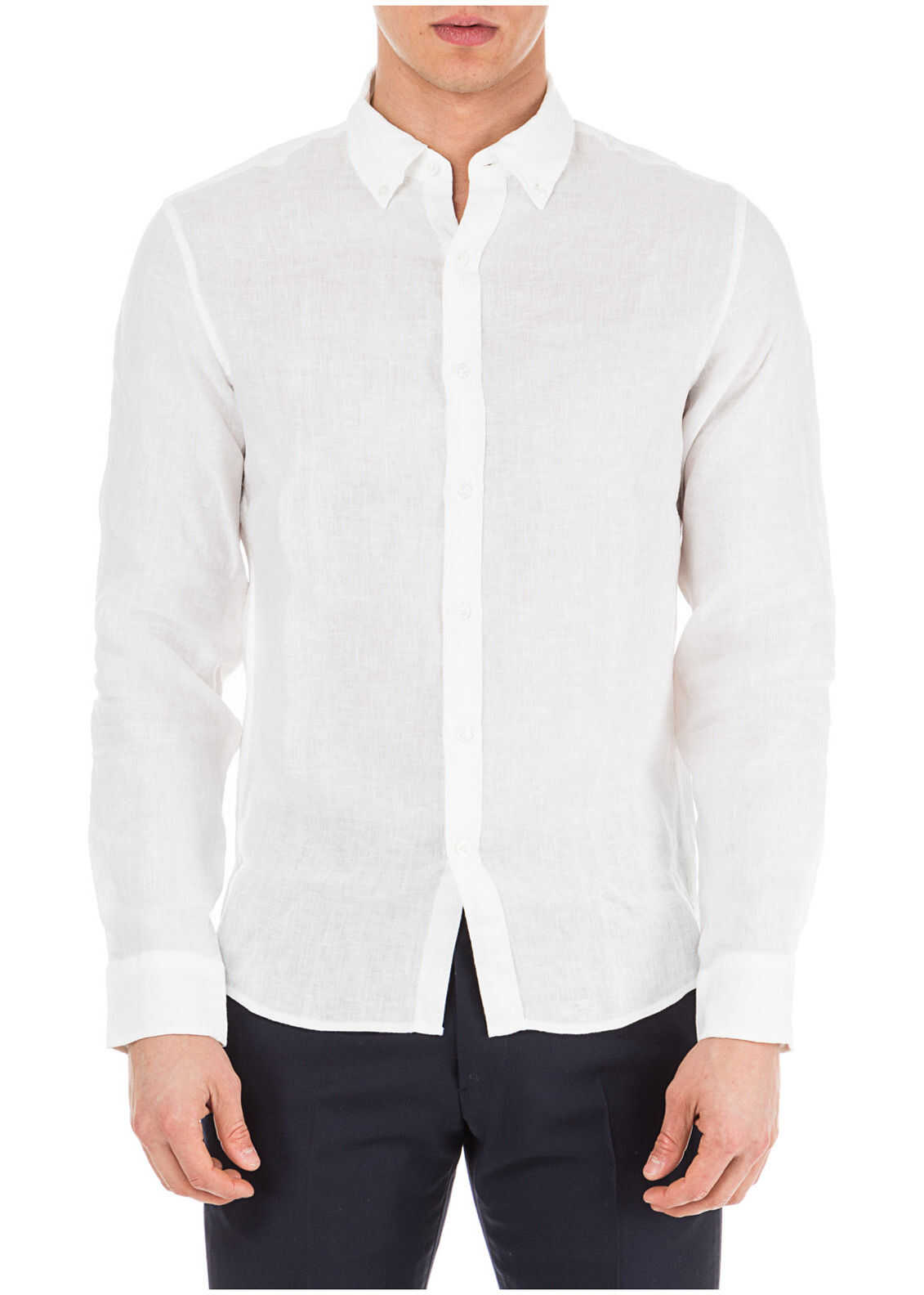 Michael Kors Dress Shirt White