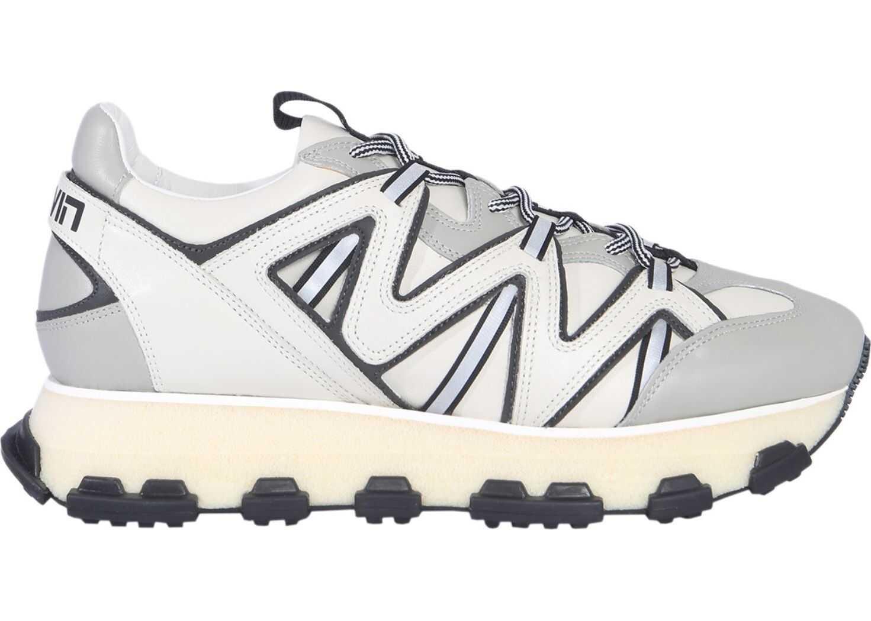 Lanvin Runner Sneakers GREY