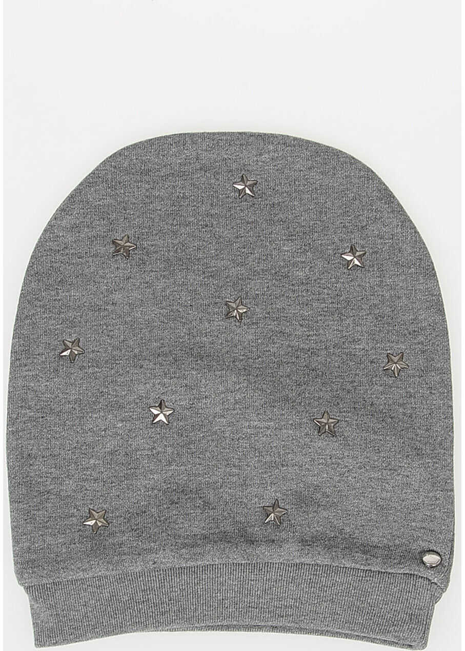 Diesel Kids Studded FULKI Hat GRAY