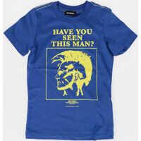 Tricouri Printed TRUE SLIM T-Shirt Baieti