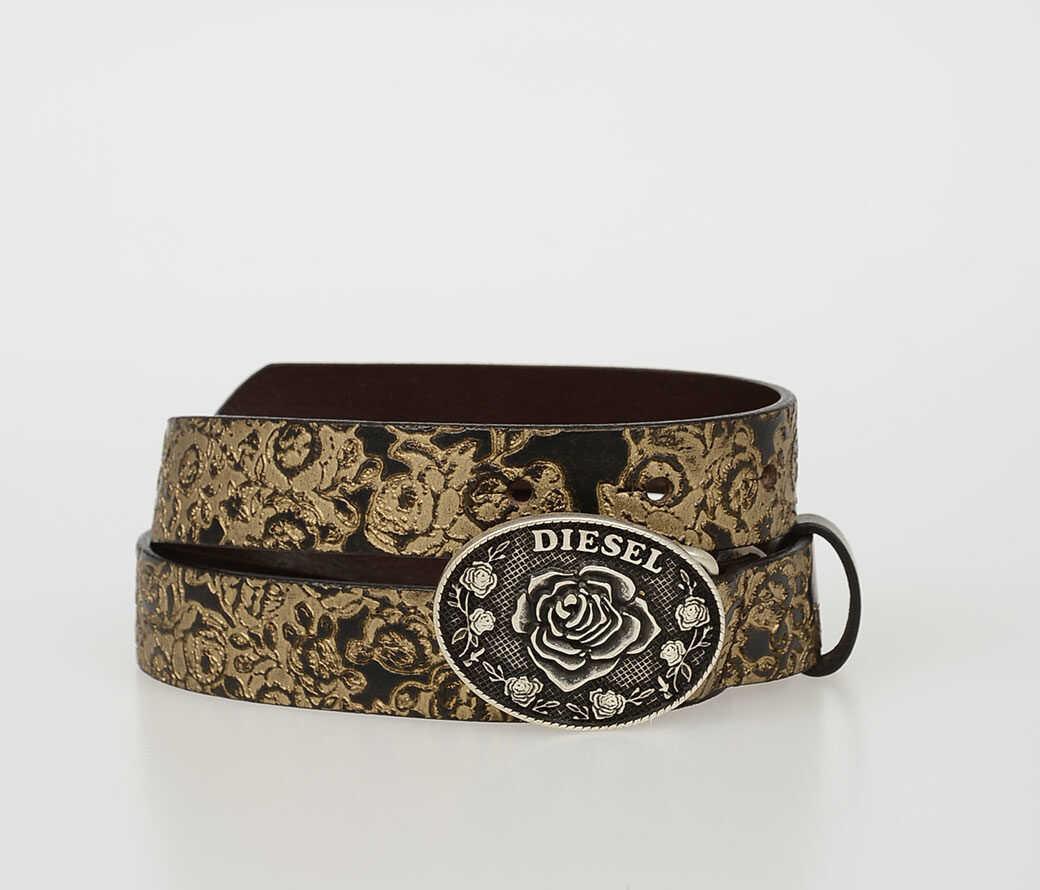 Leather BASSKI Belt