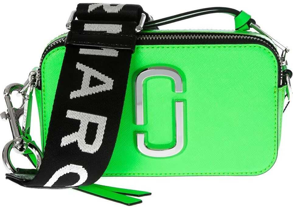 Marc by Marc Jacobs Snapshot Camera Neon Green Bag Green