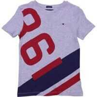 Tricouri Nautical Numbers Gray T-Shirt Baieti