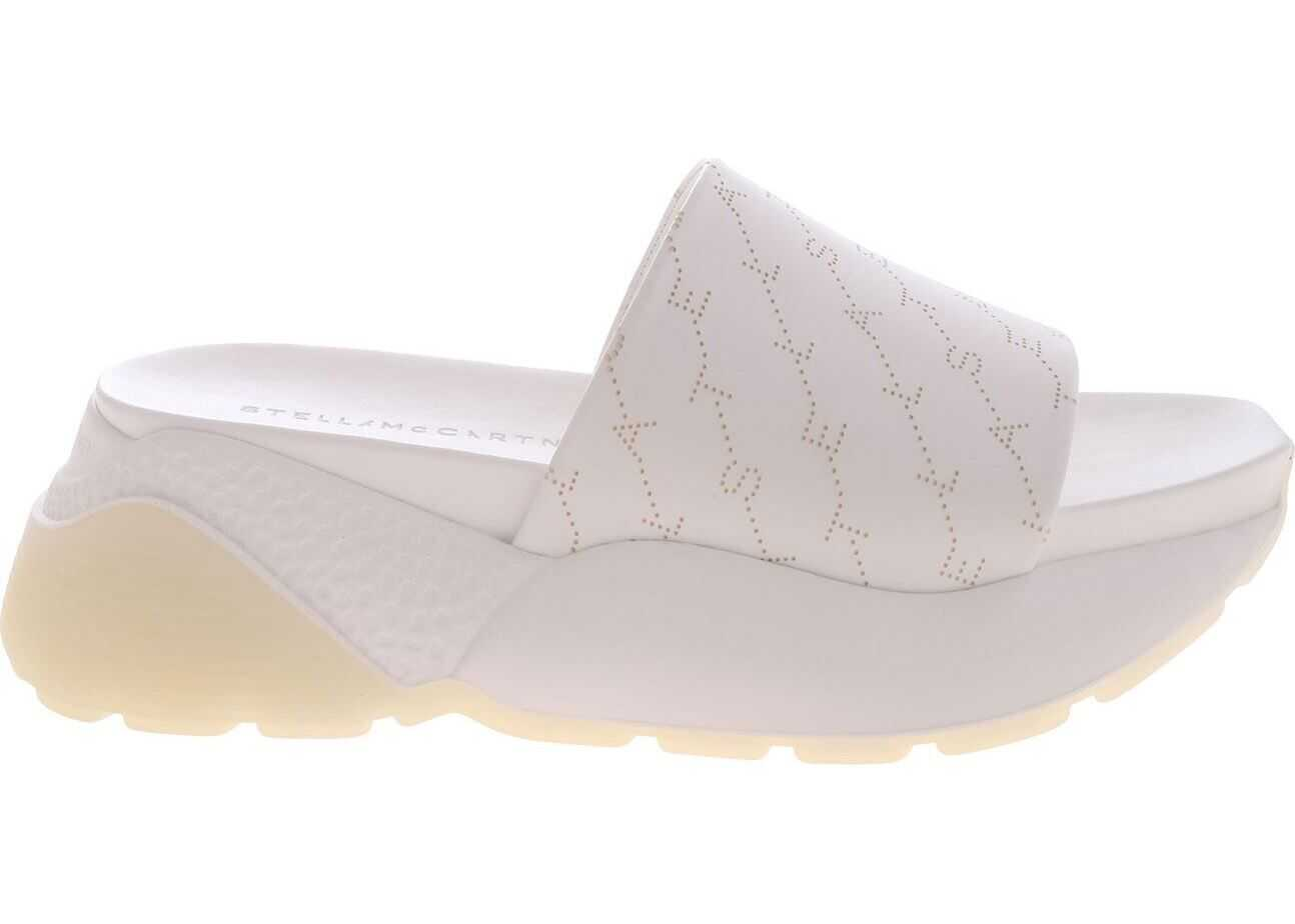 adidas by Stella McCartney Elypse Slides In White White