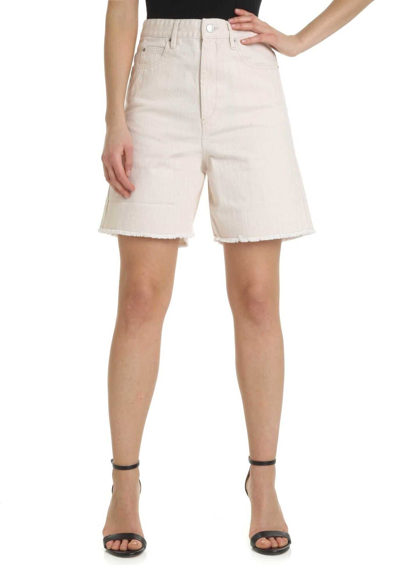 Ciny Shorts In Denim