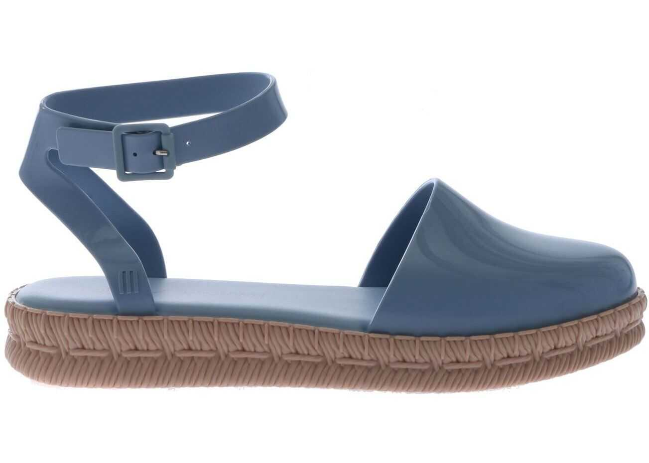 MELISSA Light Blue Espadrilles Light Blue