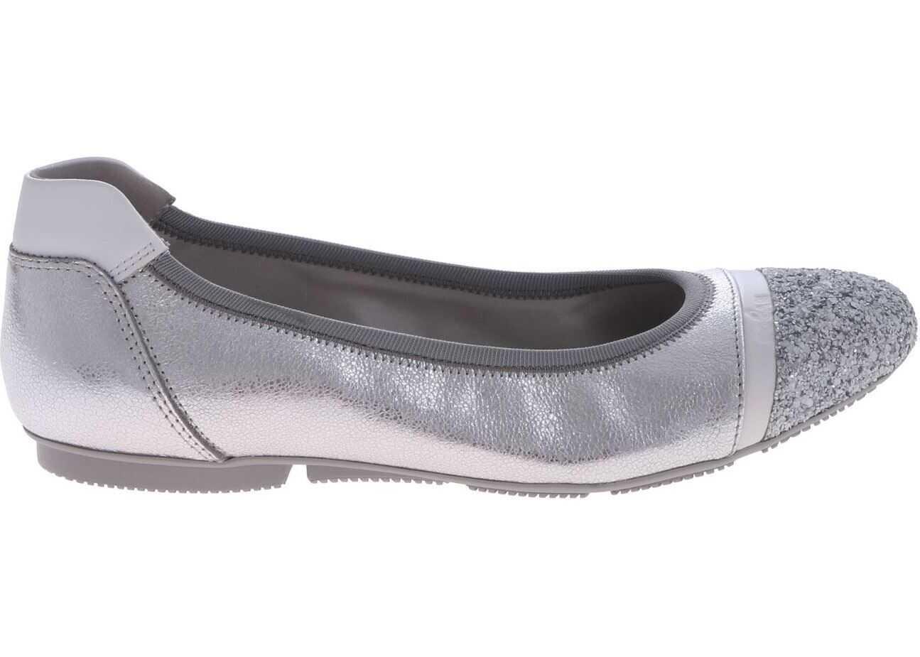 Hogan Wrap 144 Silver Flats Silver