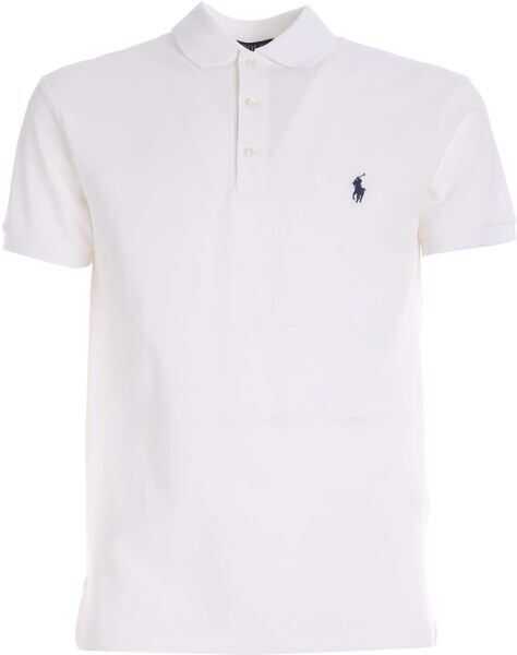 Lauren Boutique Ralph Polo In Mall White Yfgb67vy