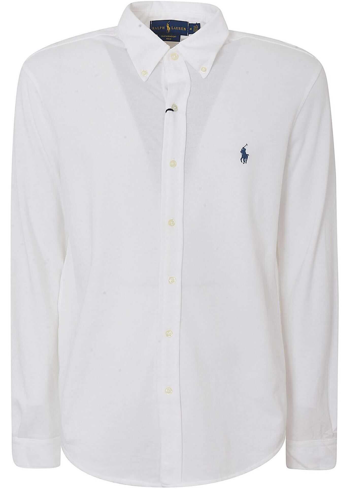 Ralph Lauren Ralph Lauren Shirt In White White imagine