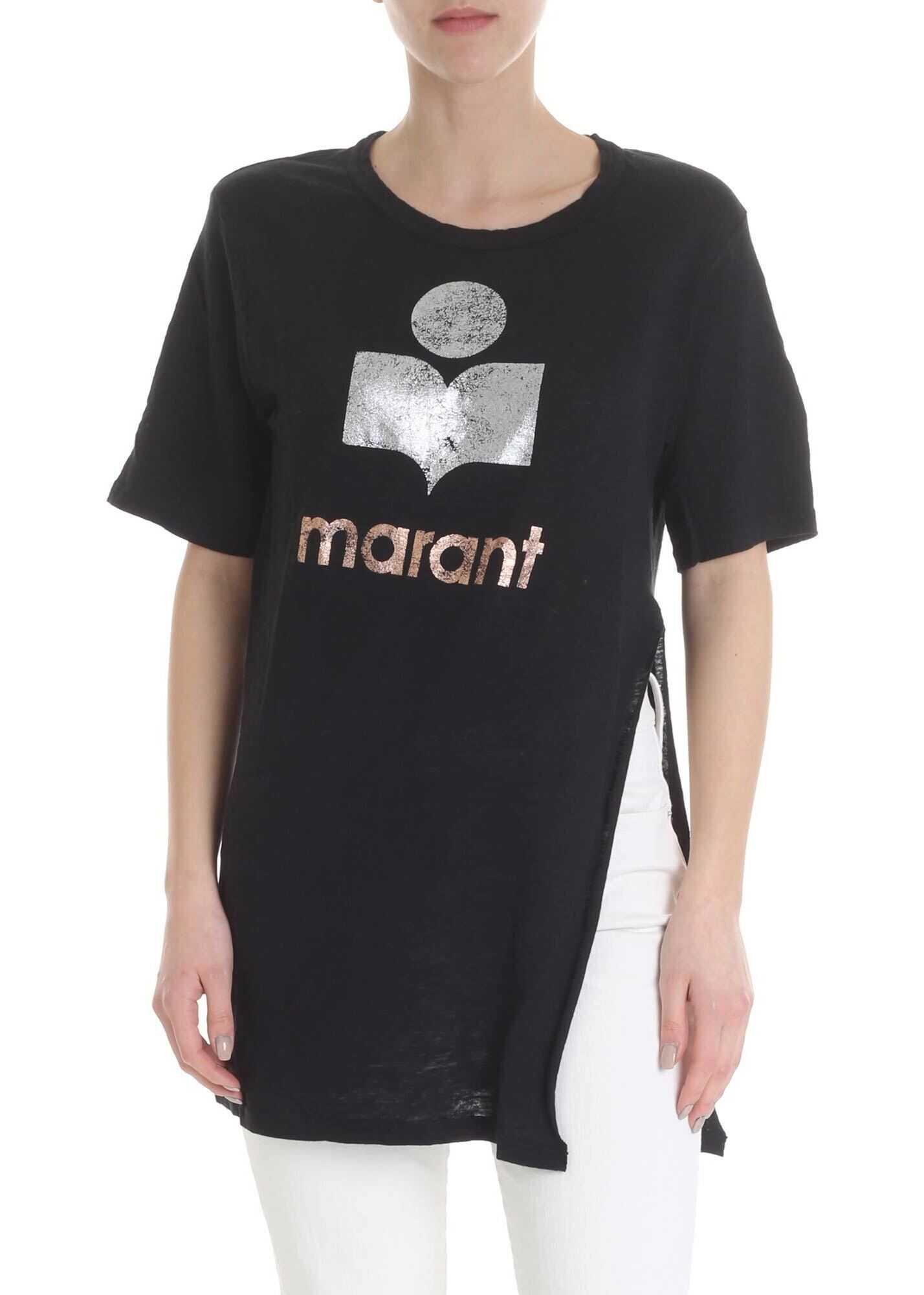 Kuta T-Shirt In Black