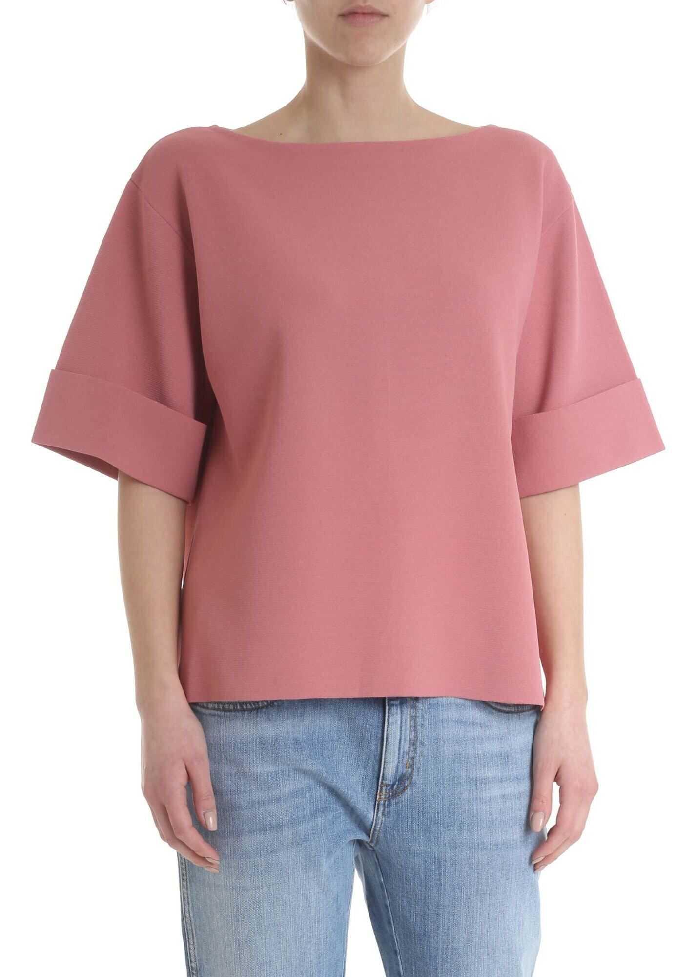 adidas by Stella McCartney Antique Pink Stella Mccartney T-Shirt Pink