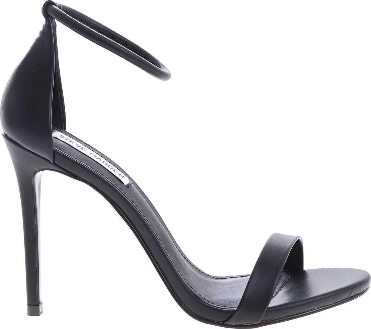 Steve Madden Black Soph Sandals Black