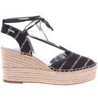 Sandale Karl Lagerfeld Kamini Wedge Sandals With Logo Print