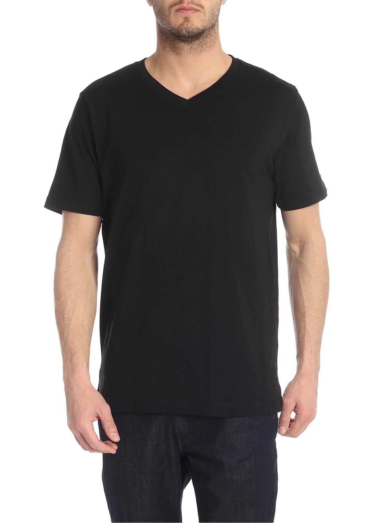 Set Of 2 Black T-Shirts